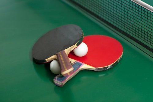Play table tennis in Coxhoe at Coxhoe Leisure Centre